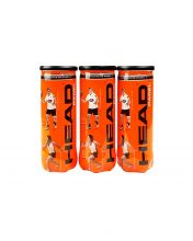 PACK 3 HEAD PADEL CANS OF 3 BALLS