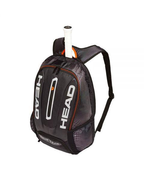 head-tour-team-backpack-negro, 33.50 EUR @ padelnuestro-es
