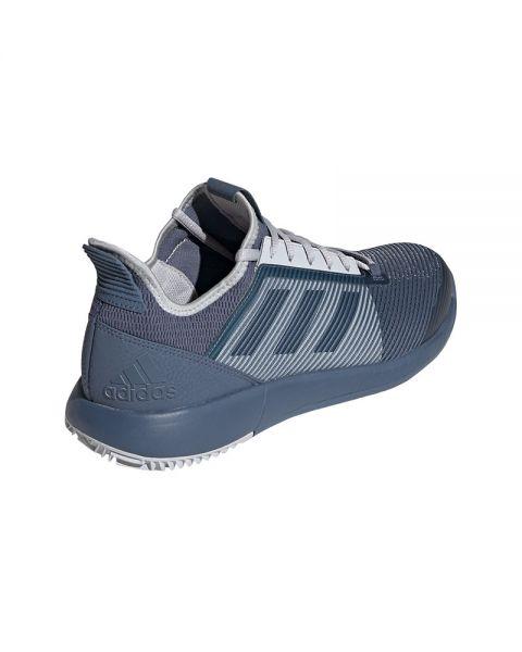 Memorándum sol Fundador  Adidas Adizero Defiant Bounce 2 grey blue - Adiwear sole