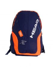 HEAD DELTA BELA BLUE ORANGE BACKPACK