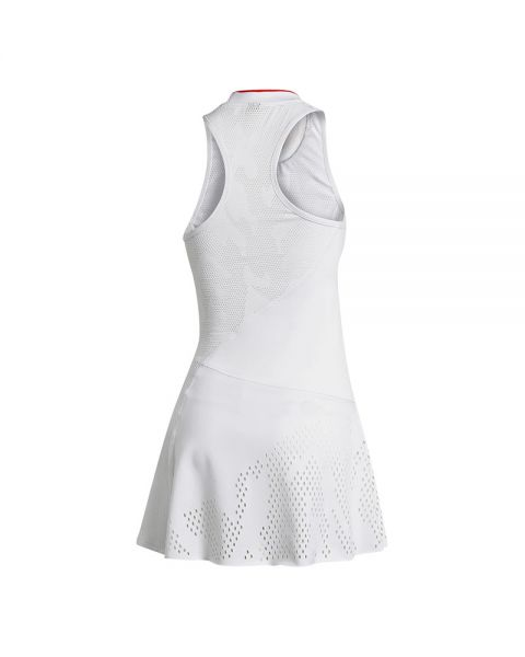 ADIDAS BY STELLA MCCARNEY COURT WHITE WOMEN DRESS