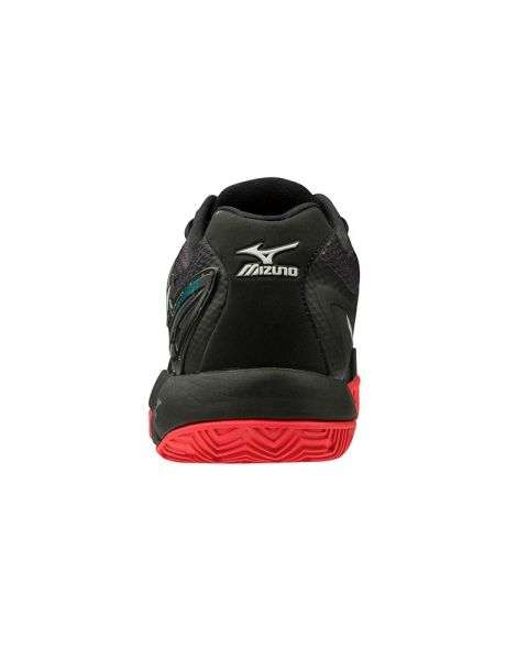 MIZUNO WAVE INTENSE TOUR 5 CC NEGRO ROJO 61GC1900 09