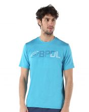 BULLPADEL CEP TURQUOISE BLUE SHIRT