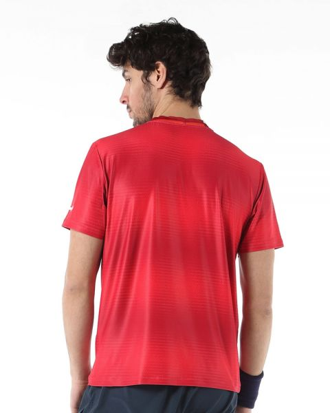 BULLPADEL JOHN RED SHIRT