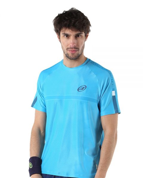 camiseta-bullpadel-joyce-azul-fluor