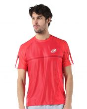 BULLPADEL JOYCE RED SHIRT