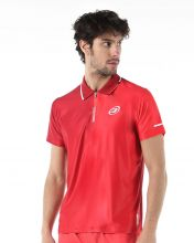 POLO BULLPADEL JAMOR ROJO