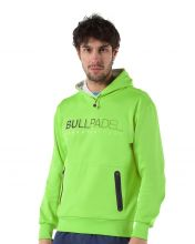 BULLPADEL CALLE FLUOR GREEN SWEATSHIRT