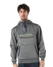 BULLPADEL CRU DARK GRAY SWEATSHIRT
