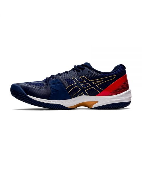 ASICS COURT SPEED FF CLAY AZUL ROJO 1041A093-401