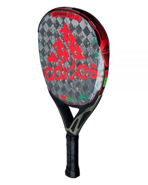 desbloquear Inválido oportunidad  ADIDAS Adipower Soft 2.0 - Potency padel racket