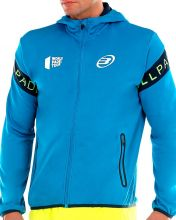 SWEAT-SHIRT BULLPADEL SNAG JR BLEU