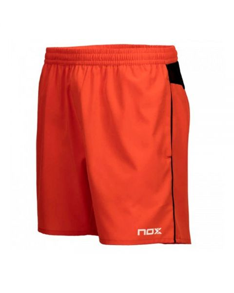 NOX TEAM SHORTS RED