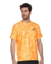 CAMISETA BULLPADEL ATLANTA NARANJA