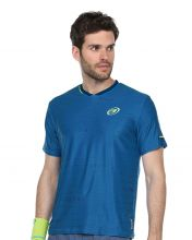 CAMISETA BULLPADEL ARTIGAS AZUL