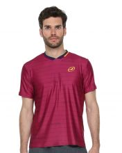 CAMISETA BULLPADEL ARTIGAS BURDEOS