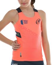 T-SHIRT BULLPADEL SERENIS 431 CORAL WOMAN