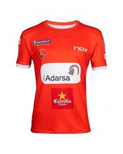 CAMISETA NOX SPONSOR ML TEAM ROJO