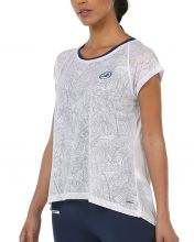 T-SHIRT BULLPADEL LOURDES WHITE WOMAN