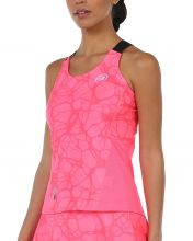 FLUO PINK BULLPADEL ISAR WOMAN T-SHIRT