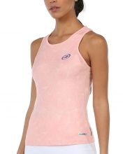BULLPADEL LILIAN PASTEL PINK WOMAN T-SHIRT