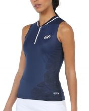 BULLPADEL LEICA T-SHIRT NAVY BLUE WOMAN
