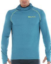 BULLPADEL CHOIWAN BLUE SWEATSHIRT
