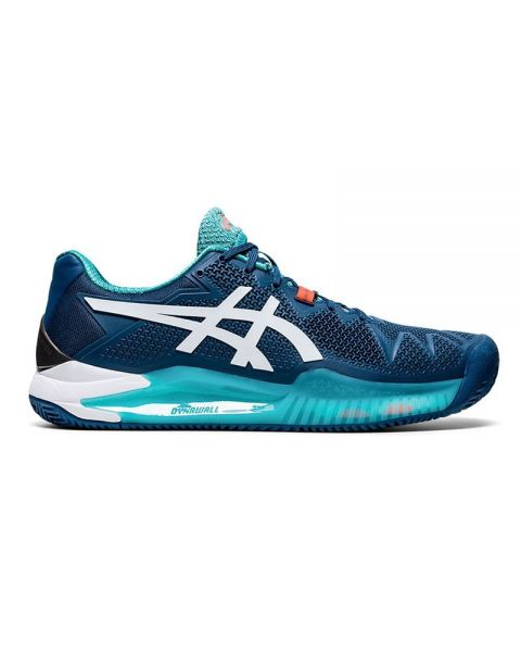 ASICS GEL-RESOLUTION 8 CLAY AZUL 1041A076.401