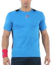 CAMISETA BULLPADEL UCIEL AZUL INTENSO