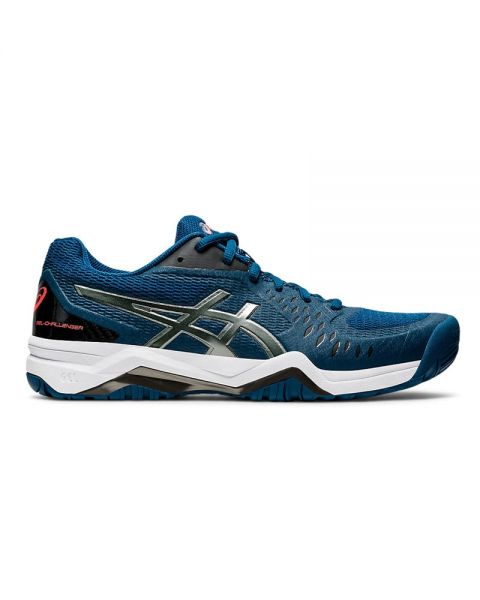Asics Gel Challer 12 silver blue - Traction