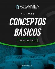 PADEL MBA TRAINERS BASIC CONCEPTS