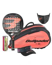 PACK BULLPADEL WING WOMAN N. 20