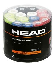 OVERGRIP HEAD XTREME SOFT X60 BOX WHITE