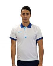 POLO SOFTEE FARGO BLANCO