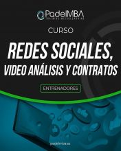 PADEL MBA RR.SS. VIDEO ANALISIS Y CONTRATOS