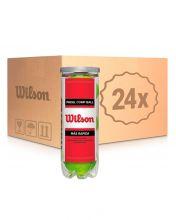 CAJON 24 BOTE 3 PELOTAS WILSON PADEL COMP 0501400