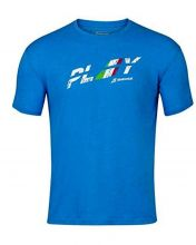 CAMISETA BABOLAT EXERCISE COUNTRY AZUL