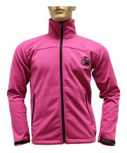 JACKET SIUX SOFTSHELL PINK WOMAN 2014