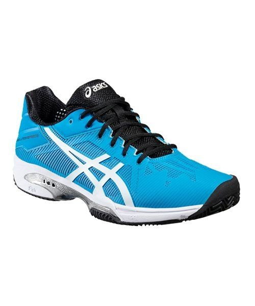 ASICS GEL SOLUTION SPEED 3 CLAY AZUL E601N 4301