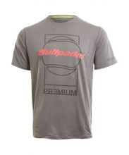 T-SHIRT BULLPADEL VINCI GREY