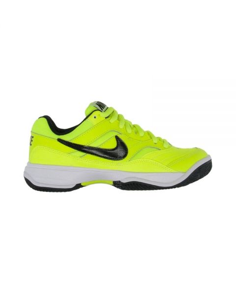 check out 2ac5c 24b4c NIKE COURT LITE CLY AMARILLO FLUOR