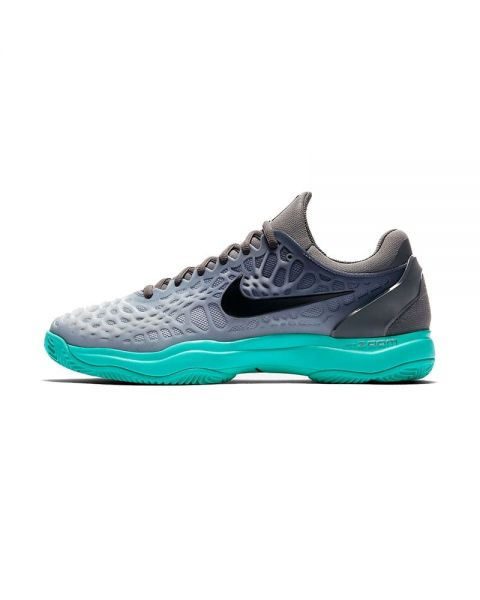 NIKE AIR ZOOM CAGE 3 CLY GRAUN918192 001