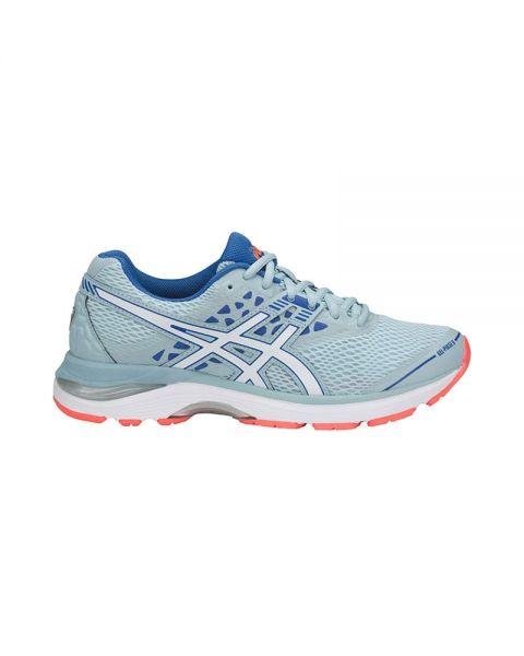 zapatillas de running asics gel pulse 9 mujer negro asics