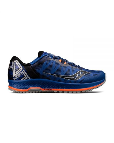 Saucony Koa TR Femme Chaussures De Course-Bleu