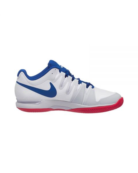 quality design a6b28 9a6ea NIKE ZOOM VAPOR 9.5 TOUR CLAY WHITE BLUE N631457 114