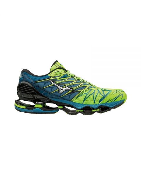 save off e1308 a8561 MIZUNO WAVE PROPHECY 7 GREEN BLUE J1GC180005