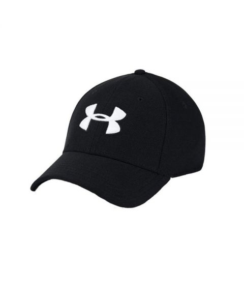 3eae2001dfa96 GORRA UNDER ARMOUR BLITZING 3.0 NEGRO