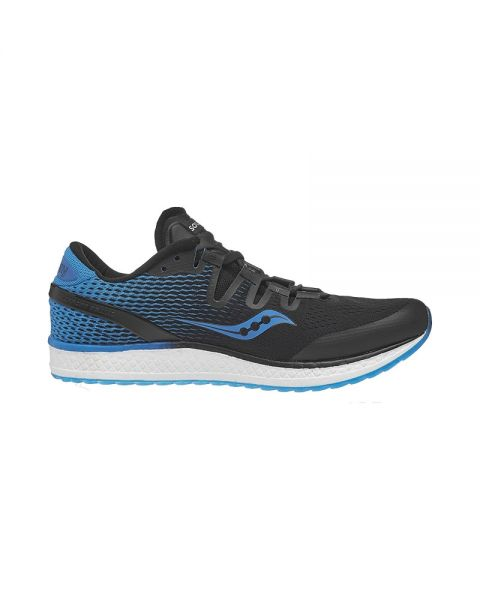 SAUCONY FREEDOM Saucony ISO NEGRO AZUL | Zapatillas  Saucony FREEDOM | Running oferta af3188