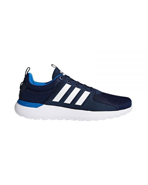 adidas neo blanco and azul