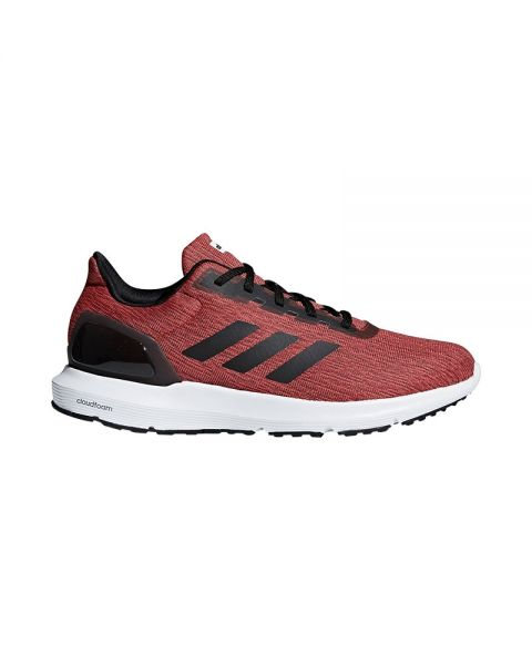Comienzo Ajustarse Emoción  Adidas Cosmic 2 Red - Very comfortable running shoes